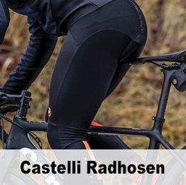Castelli Radhosen und Bibtights für Damen Herbst und Winter