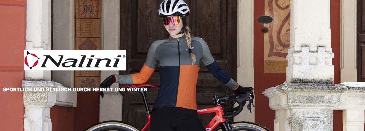Fahrradbekleidung für Damen von Nalini