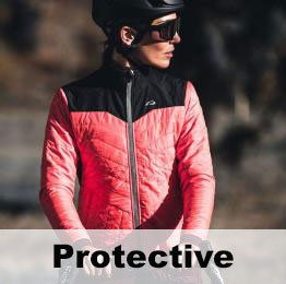 Protective Damen Mtb Bekleidung, Trailpants, Radjacken