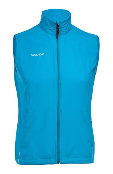 Vaude Womens Dundee Vest blau