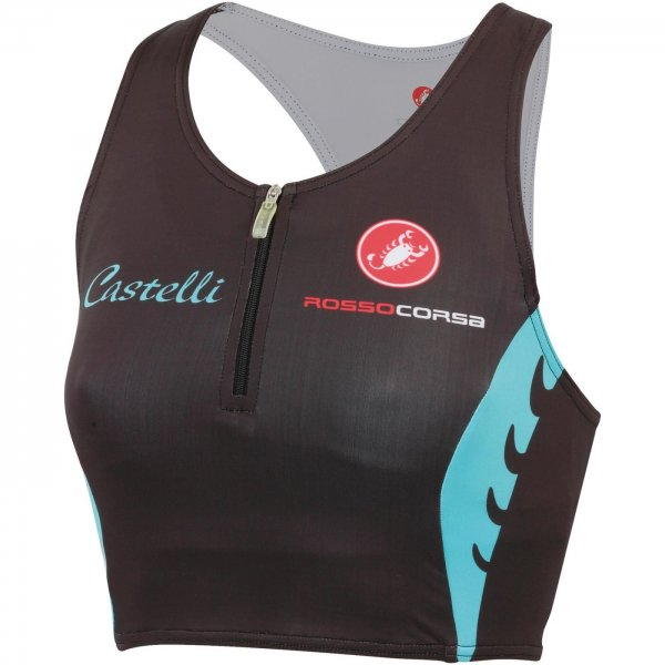 Castelli Body Paint W Tri Short Top