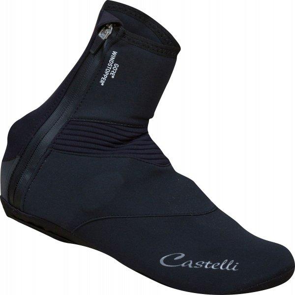 Castelli Tempo Damen Überschuh mit Gore® Windstopper®