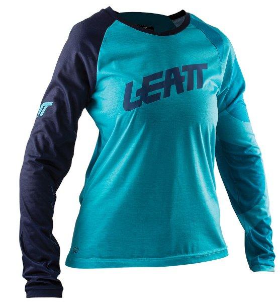 Leatt Jersey DBX 2.0 Womens Long Mint