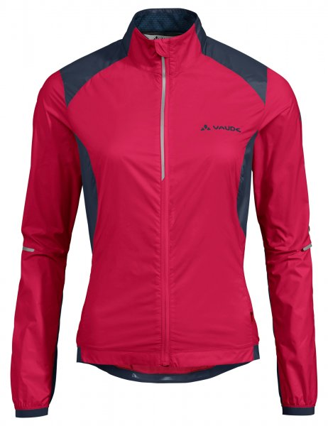 Vaude Womens Air Pro Jacket cranberry