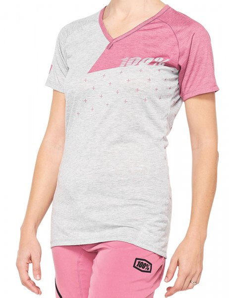 100% Airmatic Damen Jersey - grey