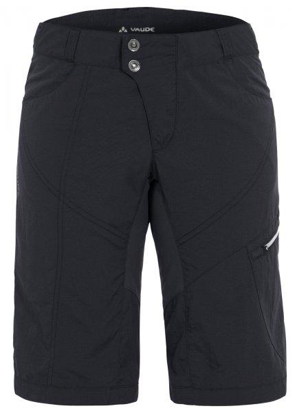 Vaude Womens Tamaro Shorts - black