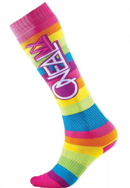 O`Neal PRO MX Sock RAINBOW multi (One Size)