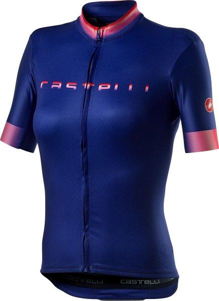 Castelli Gradient Damen Jersey - lapis blue