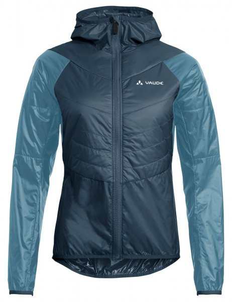 Vaude Womens Minaki Light Jacket - steelblue