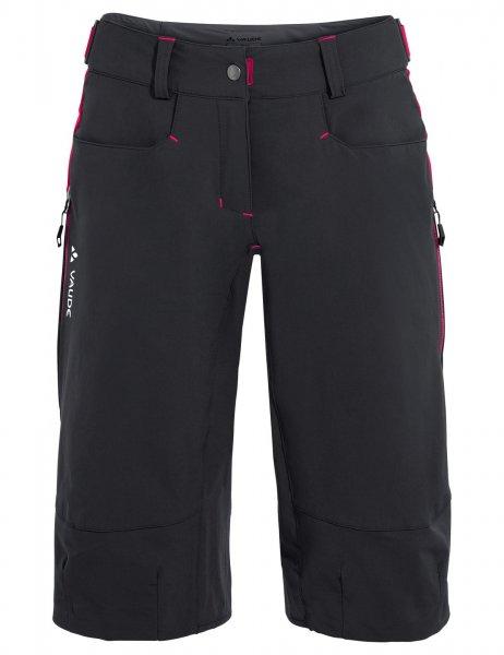 Vaude Womens Moab Shorts IV - black