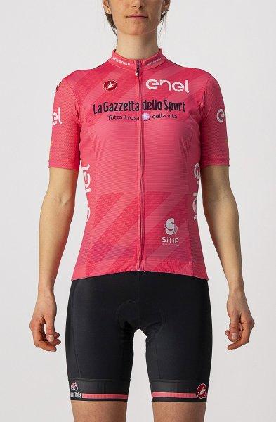 Castelli GIRO104 COMPETIZIONE Damen Rennrad Trikot - rosa