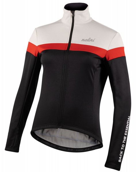Nalini Pro Road Damen Radjacke - schwarz