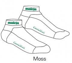 Maloja Sport Socken Finestre