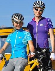 Fanfiluca Fancy Funny Damen Fahrradtrikot