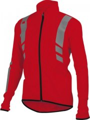 Sportful Kind Reflex Jacke rot