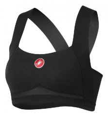 Castelli Rosso Corsa Light Bra black