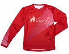 Local Outerwear Damen Jersey Sparkel