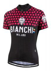 Bianchi Milano Crosia Damen Radtrikot