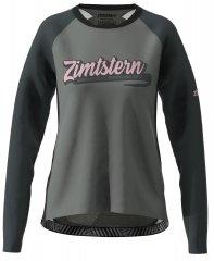 Zimtstern ProTechZonez Shirt LS Women -  Glacier Grey