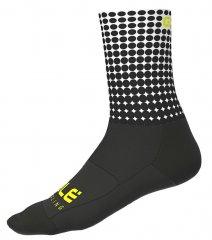 Alè Dots Sommer Socken - black