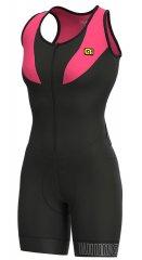 Alè Classico RL S/Less Lady Skinsuit - pink