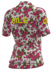 Ale Roses Lady Jersey pink