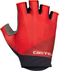 Castelli Roubaix Gel 2 Damen Glove - rot