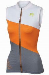 Karpos Verve Damen Sleeveless - orange