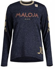 Maloja GegliaM Freeride Damen Jersey night sky