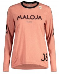 Maloja GegliaM Freeride Damen Jersey lotus