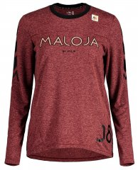 Maloja GegliaM Freeride Damen Jersey red monk