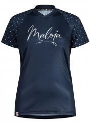 Maloja ArgoviaM Multi 1/2 Damen Shirt - night sky