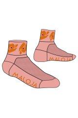 Maloja SomnixM. Sport Socken - lotus