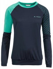 Vaude Womens Moab LS Bike Shirt IV eclipse