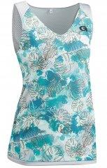 Gonso Kimber Damen Radtop - pearl blue