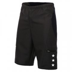 Deputy Sheriff Black Beauty Mtb Short Damen