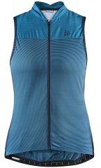Craft Hale Glow SL Damen Jersey - blau