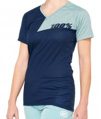 100% Airmatic Damen Jersey - grey