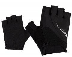 Ziener CASSI lady bike glove - black
