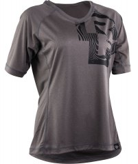 Race Face Nimby Damen Bikeshirt - black