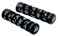 Cinelli Mike Giant Art Grips - black