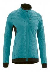 Gonso Skrapa Damen Primaloft Radjacke - north sea