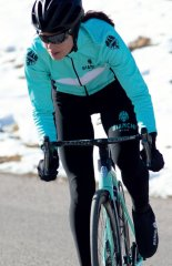 Bianchi Forcola Damen Radjacke