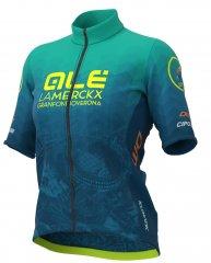 Ale La Merckx Damen Windschutz Trikot