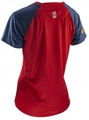 Leatt MTB 2.0 Jersey Short Sleeve Women 2021 - copper
