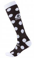 O`Neal PRO MX Sock CANDY black/white (One Size)