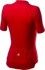 Castelli Anima 3 Jersey - rot