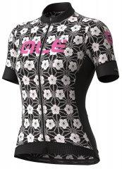 Alè Garda Lady Jersey- black