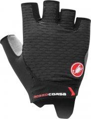 Castelli Rosso Corsa 2 Damen Glove - black