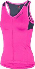Castelli Solare Damen Radtop -  pink fluo